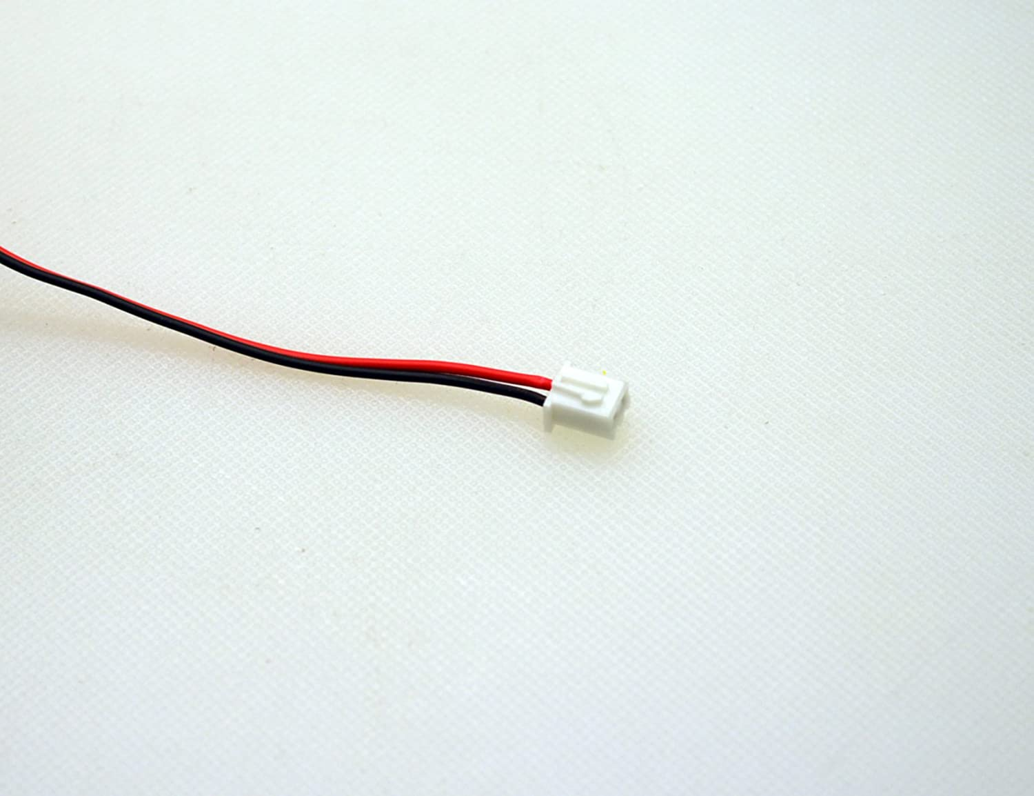 DC 12V 0.1A 40mm x 40mm 2 Pin Connector PC CPU Computer Case Brushless DC Fan