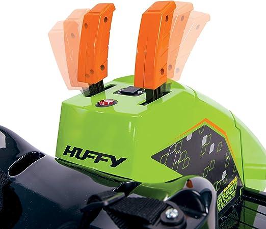 Amazon.com: Huffy Kids Ride On Toy, máquina verde de 6 V 360 ...