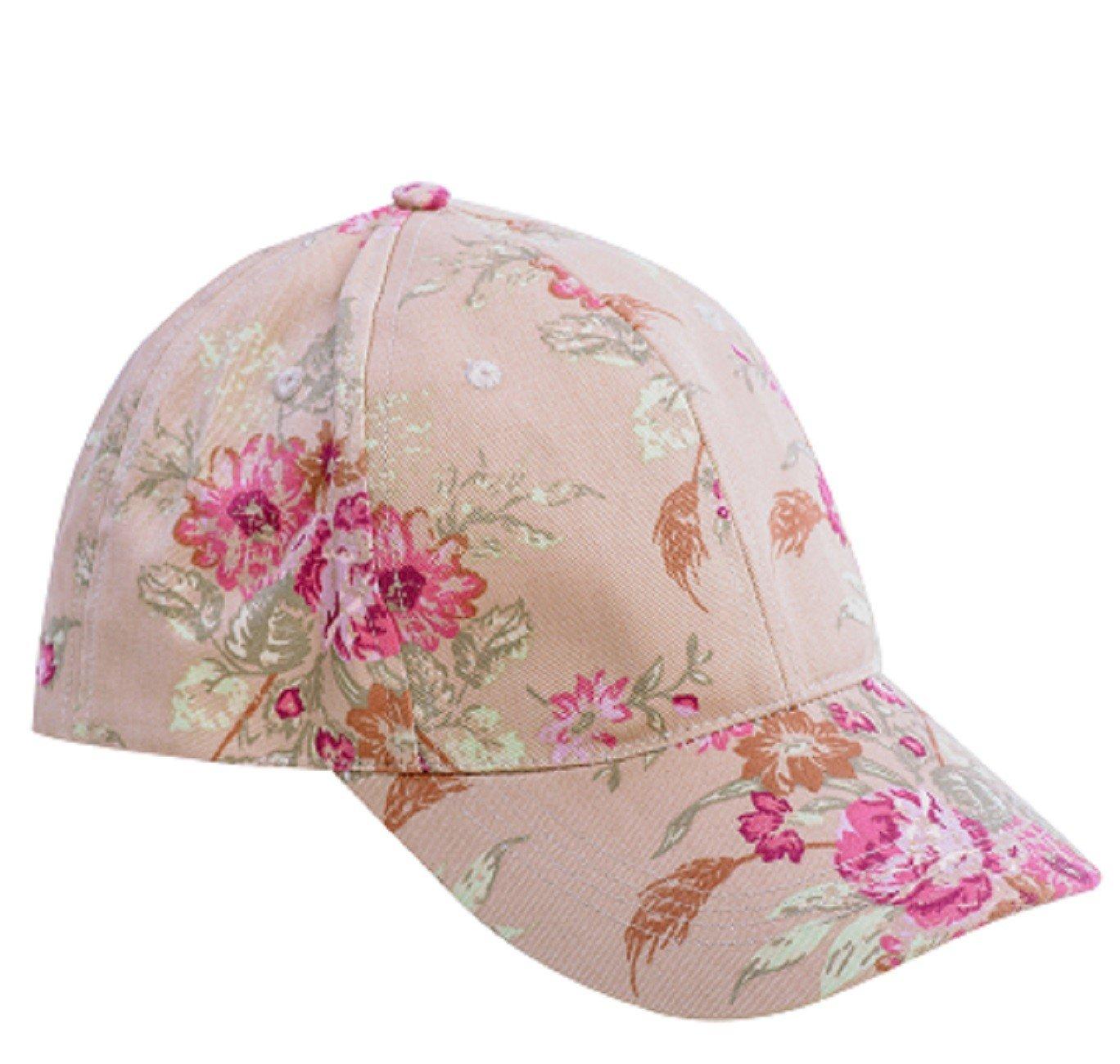 GardenGirl CAP02Classic Cap–Impresión Floral