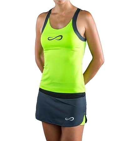 Endless Cross Set de Tenis, Mujer, Verde, S