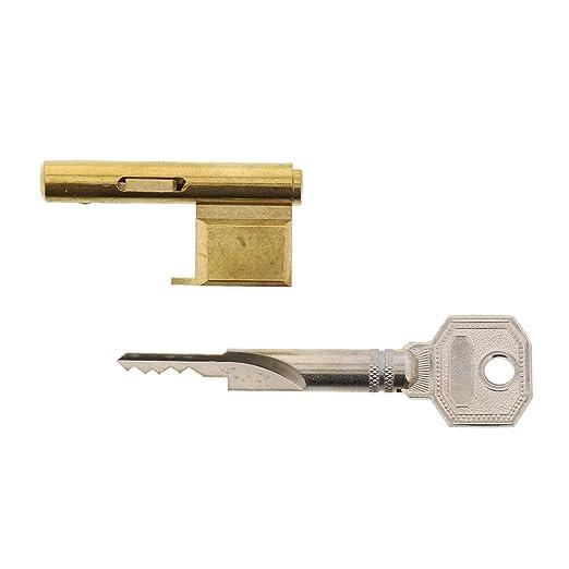 5 opinioni per Burg Wächter E 700/2- Bloccaserratura a cilindro per serrature da infilare, con