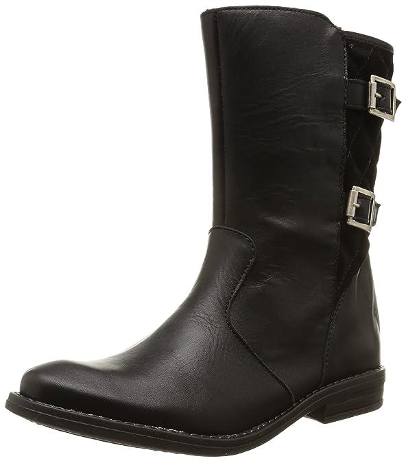 Minibel Justine, Bottes Classiques Fille, Noir (067 Noir), 37 EU
