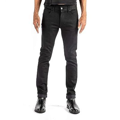 KATO by Hiroshi Kato The Needle Skinny Jeans 32 x 30 Gray Raw 4 Way Stretch
