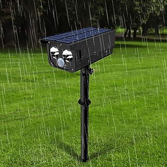 16 Led Wasserdicht Solarbetriebene Pir Bewegungserkennung Sensor Wandleuchte Outdoor Garten Pathway Balkon Veranda Sicherheit Licht Lampe SchöN In Farbe Licht & Beleuchtung