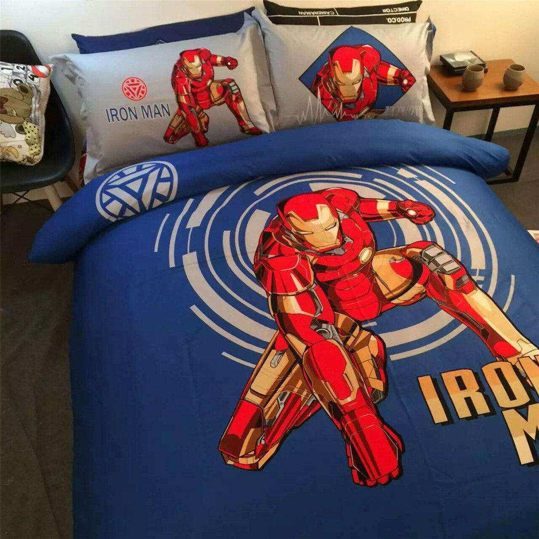 Iron Man Pillowcases