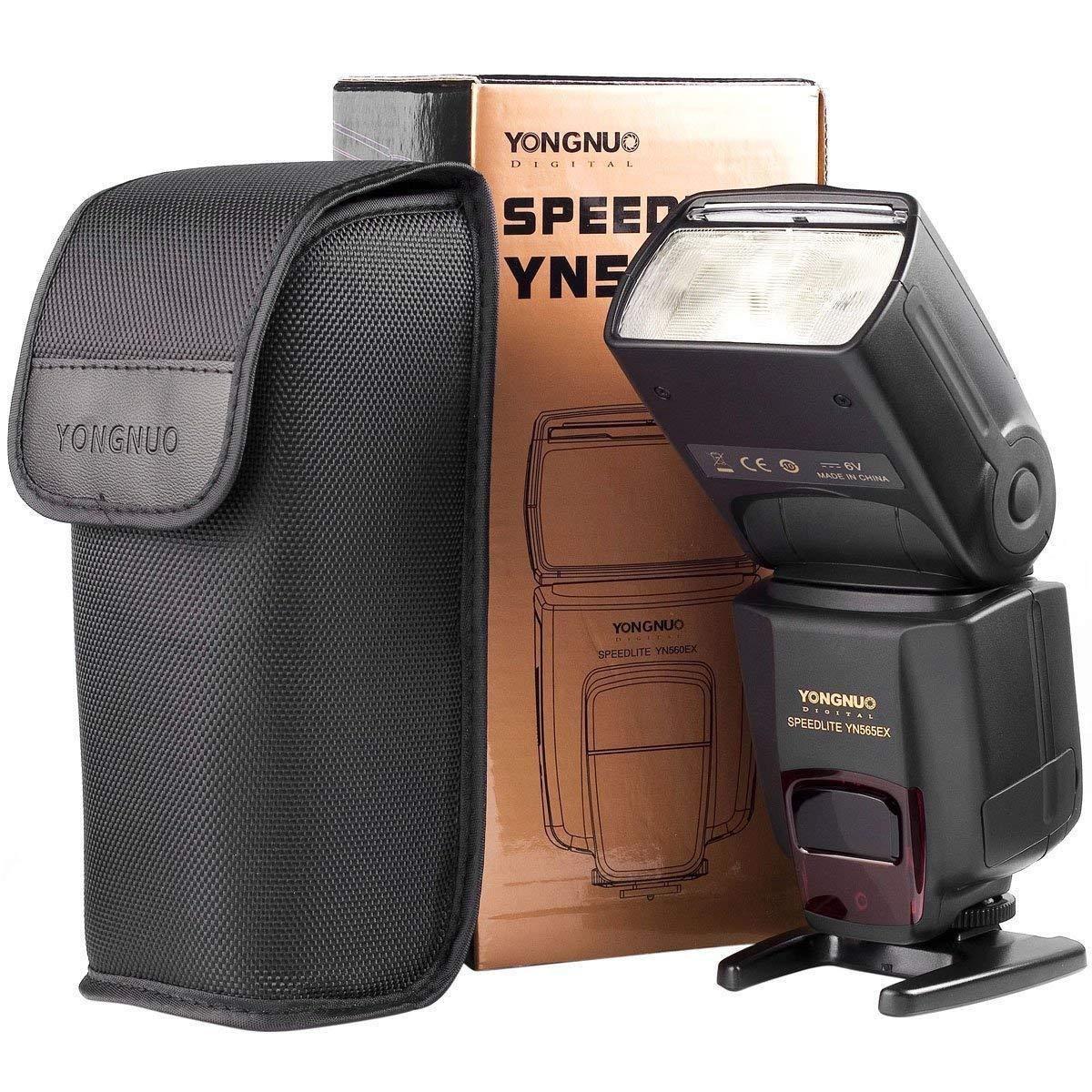 D300 D7000 D5200 D3000 D5100 D3100 D300s Yongnuo YN-565 EX E-TTL Flash Speedlite sans Fil pour Appareil Photo Nikon D7100 D3200 D90 D70s D600 D200 D80 D700 D800 D5000 D60