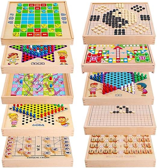 Juegos de mesa niños