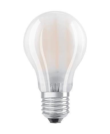 Osram 808393 Bombilla LED E27, 7 W, Blanco