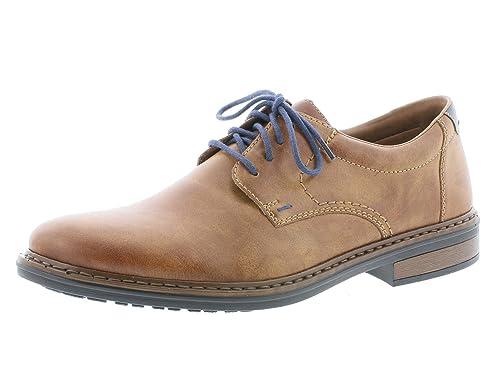 NEU Rieker Herrenschuhe Gr 45 Business Schuhe Leder