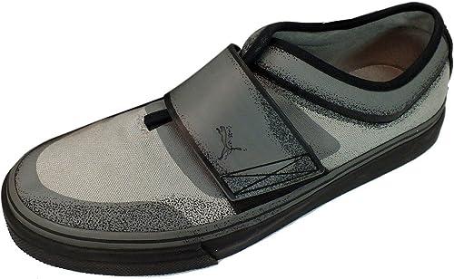 PUMA EL Rey Factory grau Gr.45: : Schuhe & Handtaschen