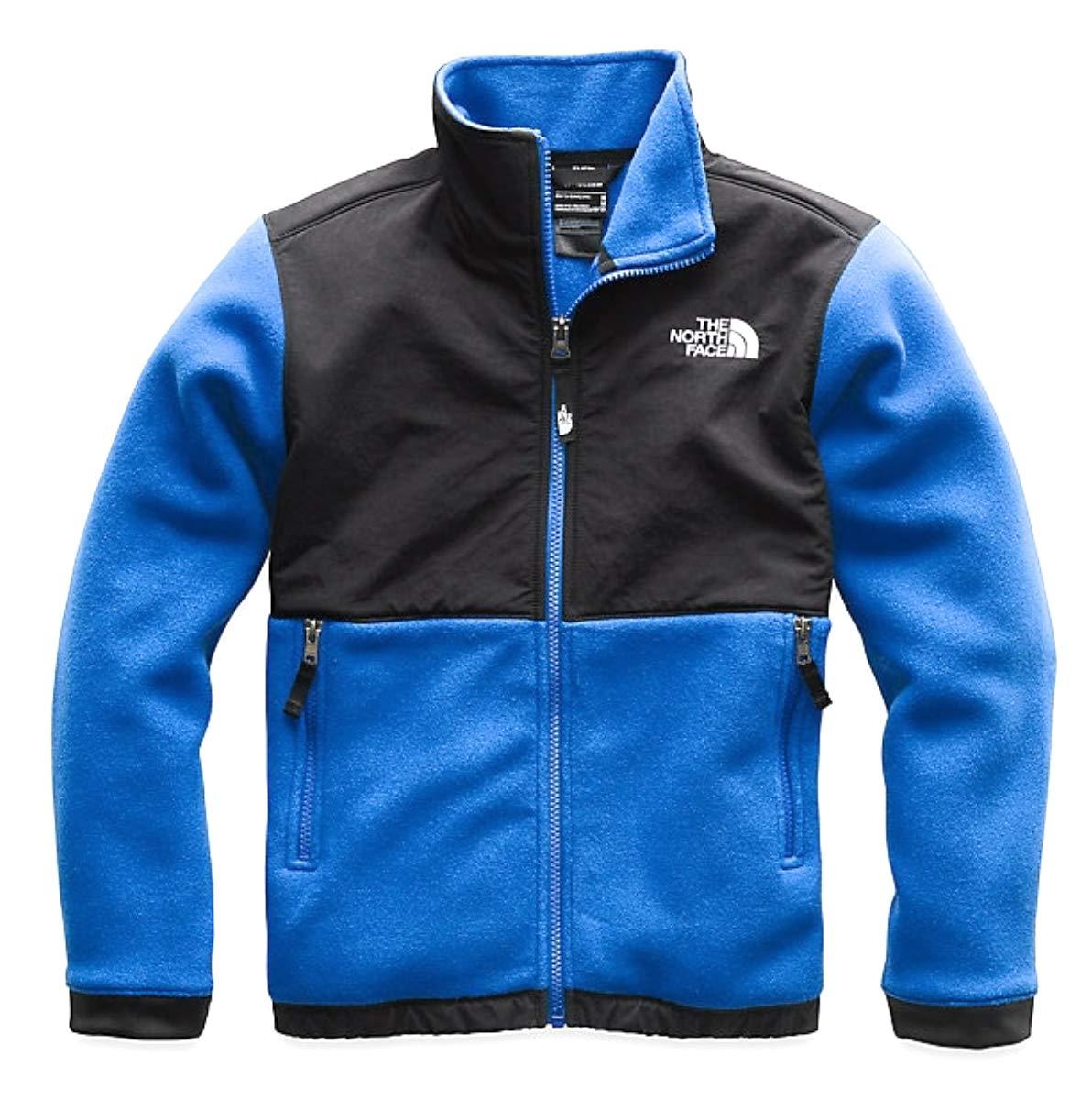 The North Face Boys Denali Jacket -Turkish Sea - X-Large