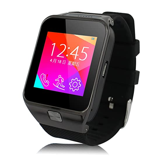 Amazon.com: S29 Smart Watch Phone Support Camera TF Card ...