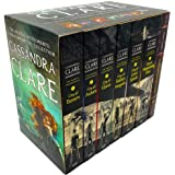 Cassandra Clare The Mortal Instruments 7 Books Collection Set (City of Bones, City of Ashes, City Glass, City of Lost Soul, C
