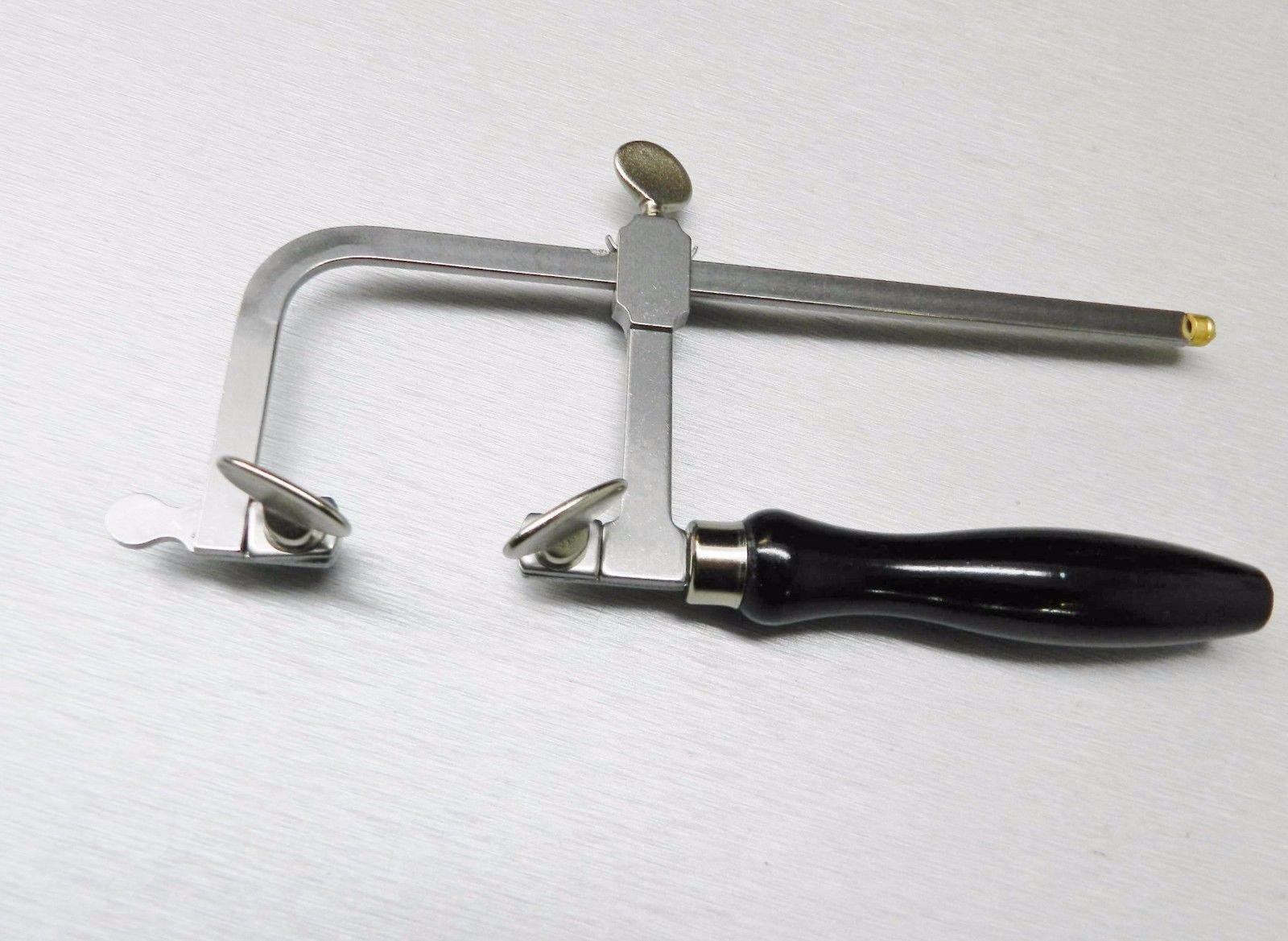 SAW FRAME 2-1/4'' 60mm SAWFRAME FOR JEWELERS SAW BLADES JEWELRY MAKING HAND TOOLS (E6) by Novel (Image #6)