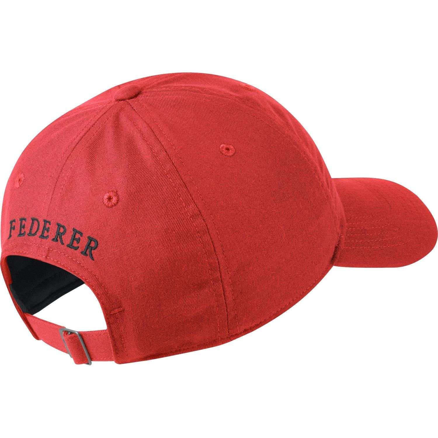 63f18f9e Amazon.com: Nike RF Roger Federer Aerobill H86 Cap (Blue Force/Black):  Sports & Outdoors
