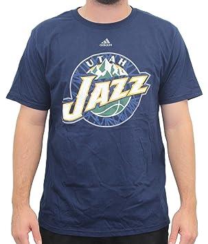 """adidas – Gorra del equipo de baloncesto de la NBA Utah Jazz """"Red de"""