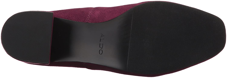 ALDO Women's Stefi-n Ankle Bootie B071XHZDQV 8 B(M) US|Bordo
