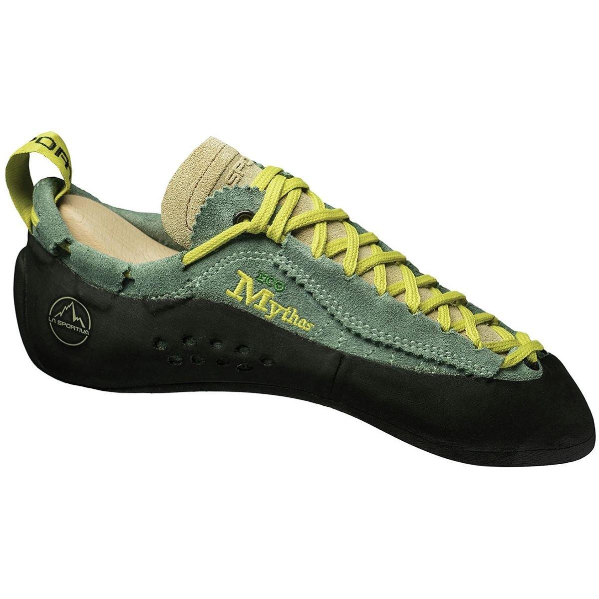 La Sportiva Mythos Eco Climbing Shoe - Women's Greenbay 37.5 by La Sportiva (Image #1)