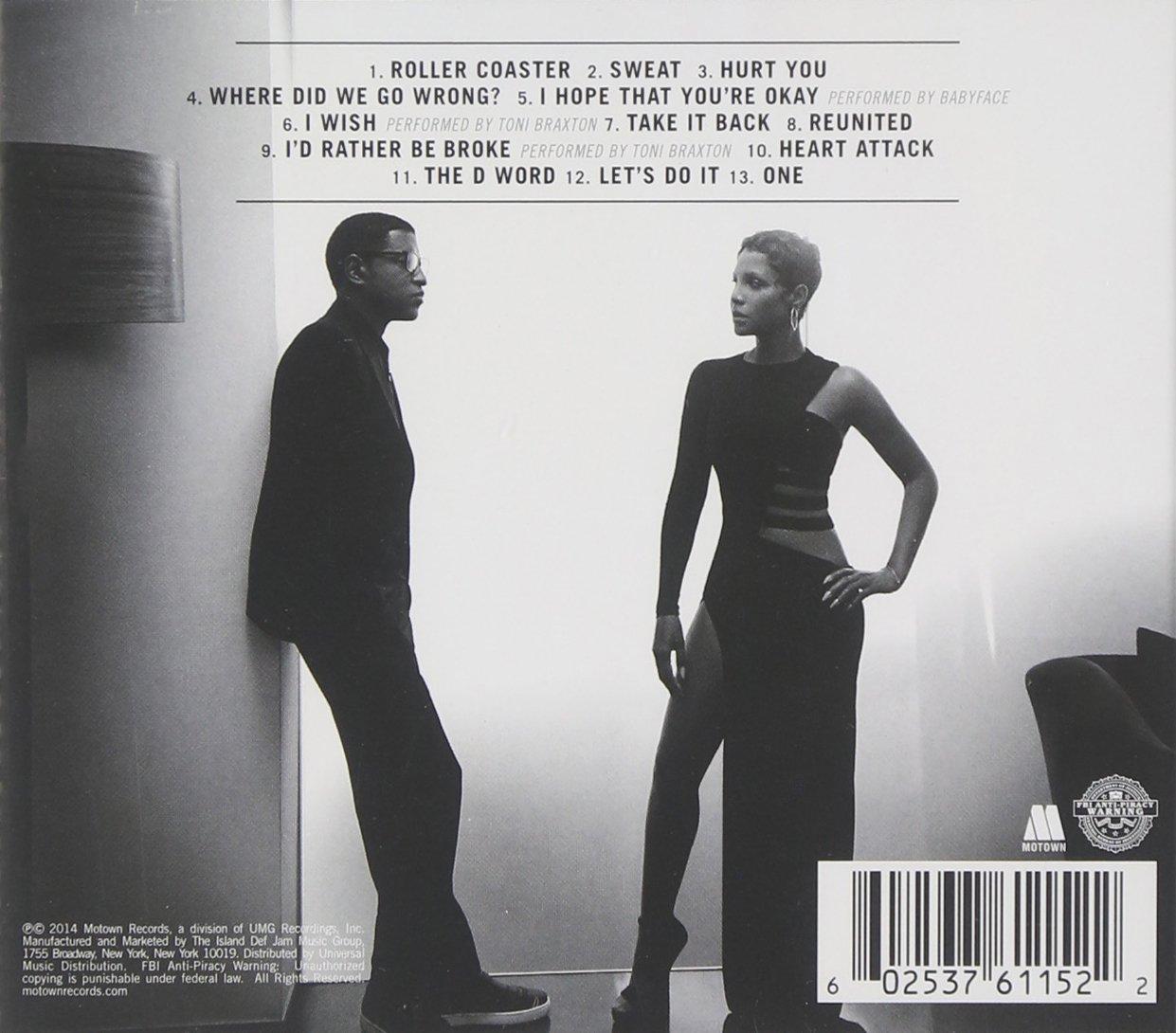 Fshare] - Toni Braxton & Babyface – Love, Marriage & Divorce (2014