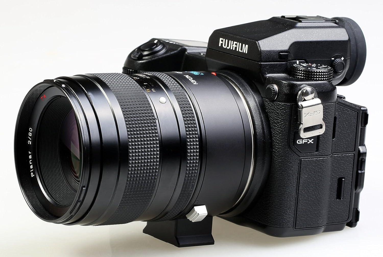 Kipon Optik Adapter Focal Reducer Fr Contax Kamera Mamiya 645 Mount Lens To Fuji Gfx Medium Format Camera