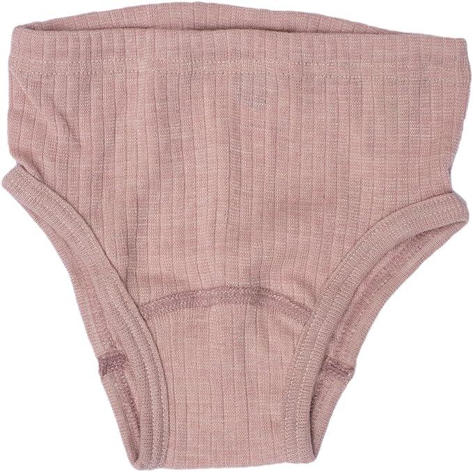 35/% kbT Wolle Kinder Slip//Unterhose hoher Beinausschnitt 20/% Seide 45/% KBA Baumwolle Cosilana