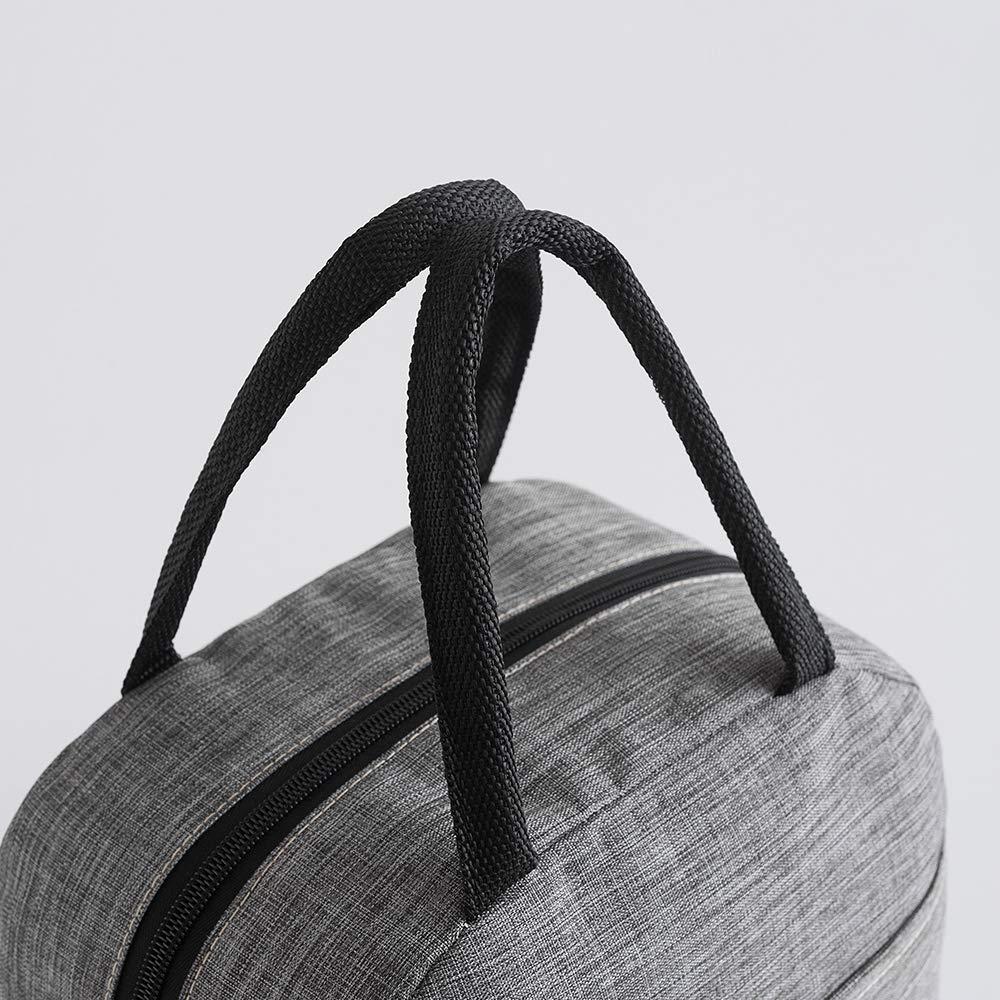 JJ JUJIN Lunch Bag Insulated Lunch Box Lunch Tote Bento Bag for Kids Women Men Boy Girls Adults Work Green