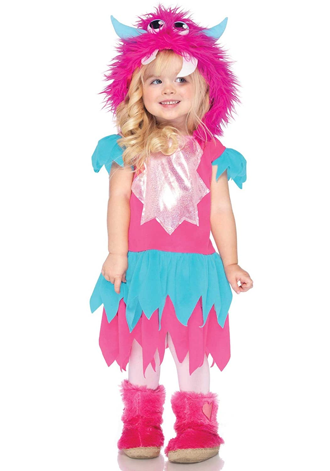 amazoncom sweetheart monster child costume toys games - Halloween Costume Monster