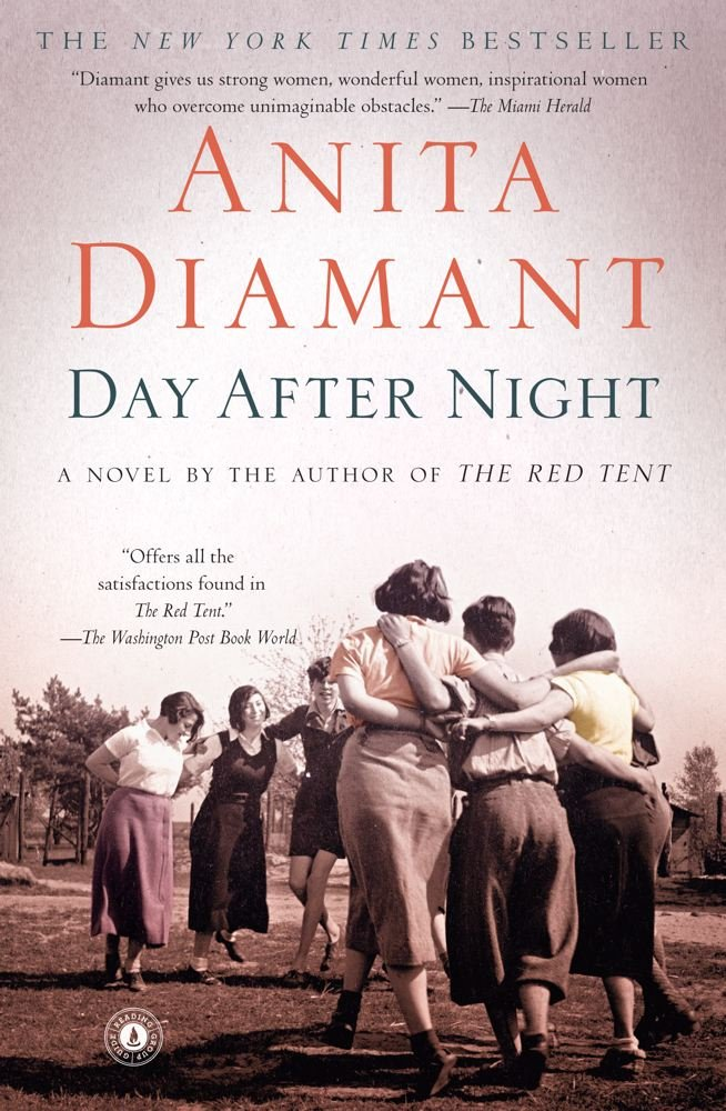 Day After Night Anita Diamant