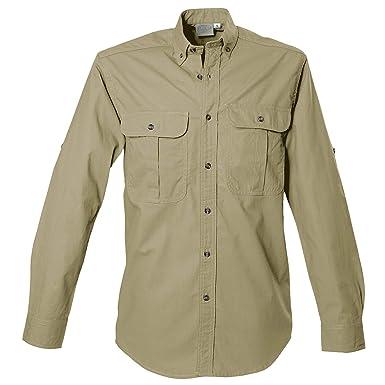Tag Safari - Camiseta de Manga Larga para Hombre, 100% algodón ...