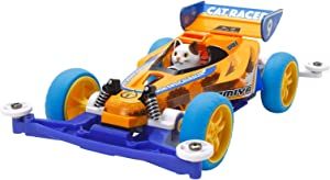 Tamiya 18090 Mini 4WD Cat Racer Super II Chassis 1/32 Scale