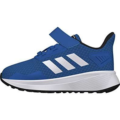 on sale 5ac60 16736 adidas Babies  Duramo 9 I Slippers Blue (Azul Ftwbla Negbás 000)