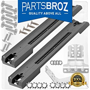 SKK-7A Stacking Kit for 27-Inch Samsung Front-Load Washers & Dryers by PartsBroz - Replaces Part Numbers SKK-7A and SK-5A