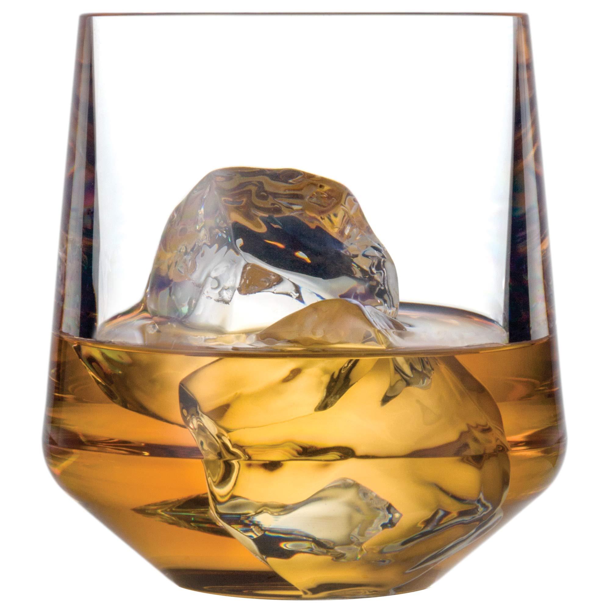 Drinique VIN-SW-CLR-4 Stemless Unbreakable Tritan Wine Glasses, 12 oz (Set of 4), Clear by Drinique (Image #3)
