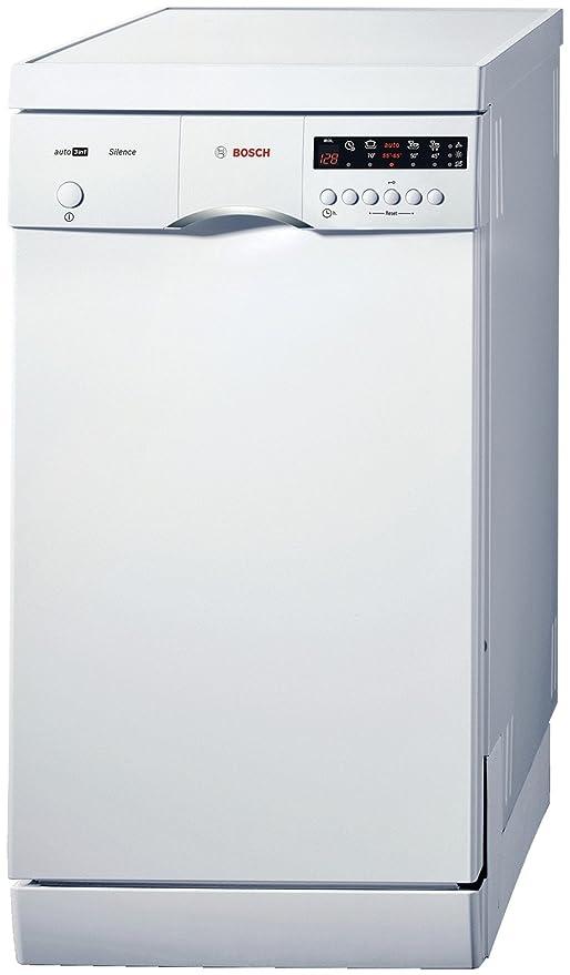Bosch SRS45T72EU lavavajilla Independiente 9 cubiertos A ...