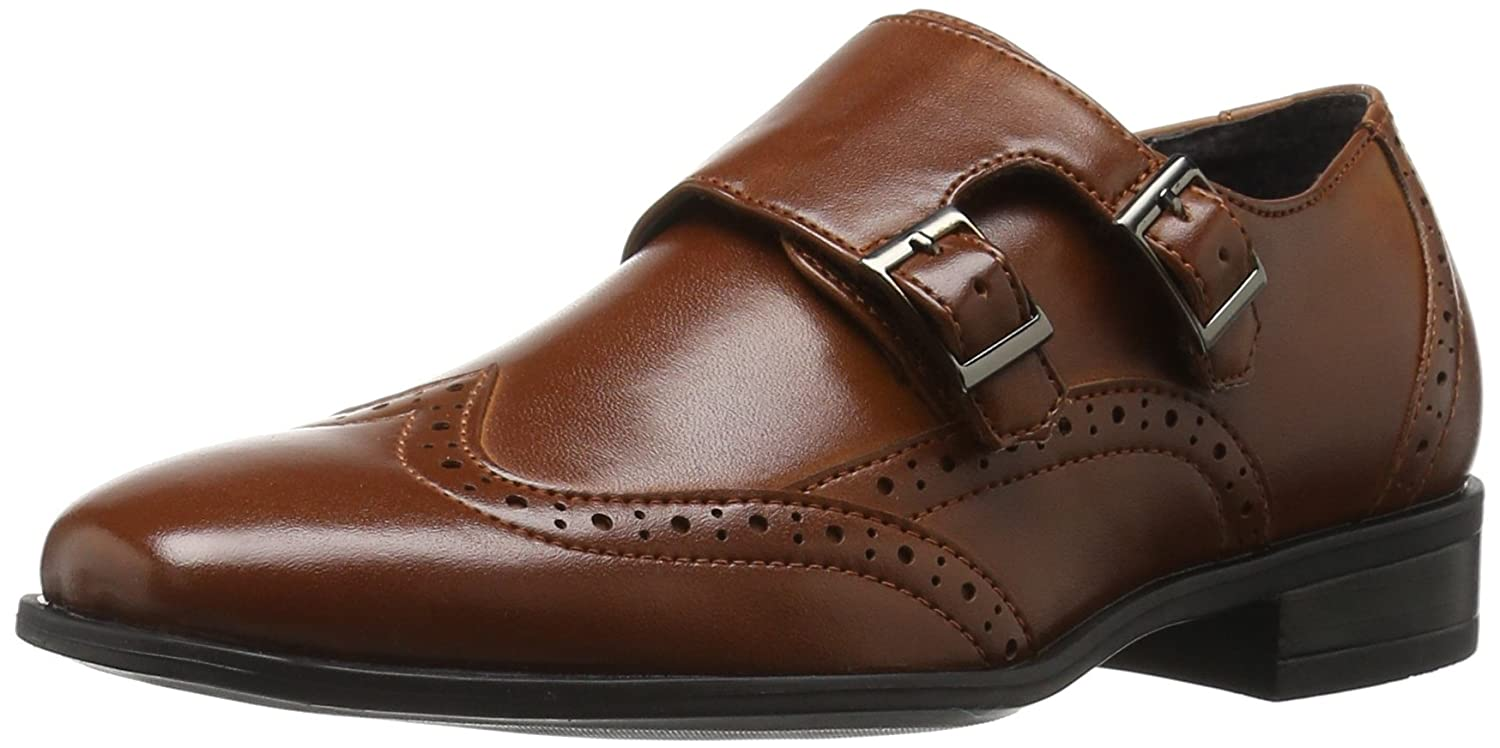 STACY ADAMS Boys' Brewster-K Loafer Brewster - K