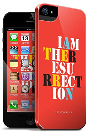 huge selection of 93914 5adef iPhone 5 - Official Stone Roses Phone Clip Case - Stone Roses resurrection
