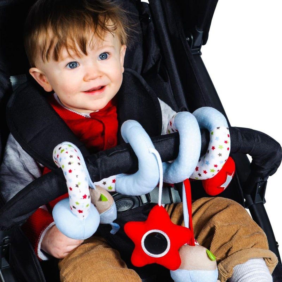 97221d5a8 Amazon.com   Bertie Bear Twisty Spiraloo Activity Toy   Baby
