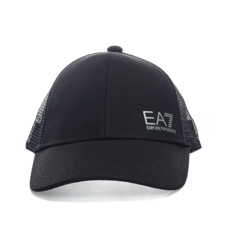 37bfe0db Amazon.com: Emporio Armani Ea7 Women's Emporio Ea7 Baseball Cap One Size  Black: Emporio Armani EA7: Clothing