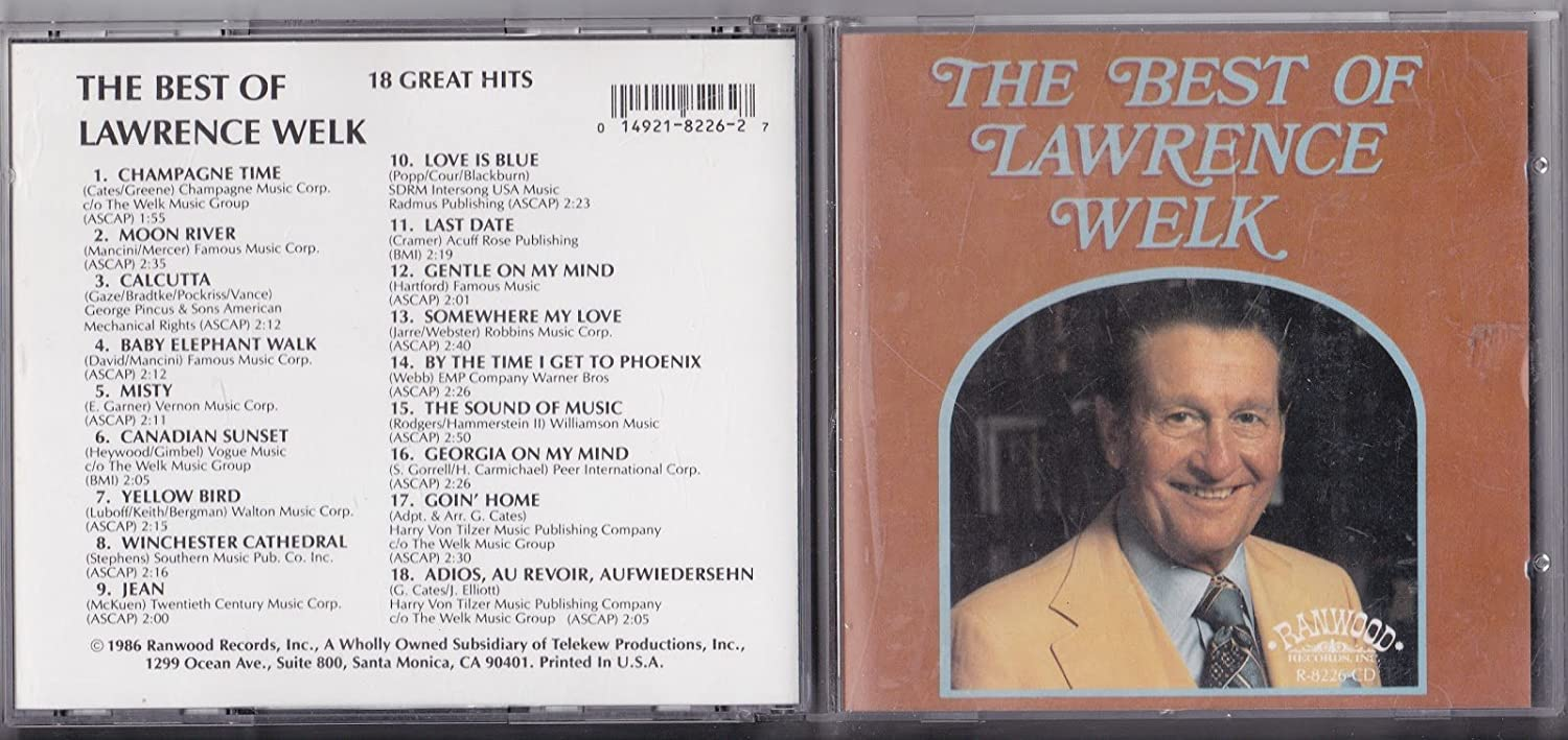 Image result for image, photo, picture, album, the best of lawrence welk