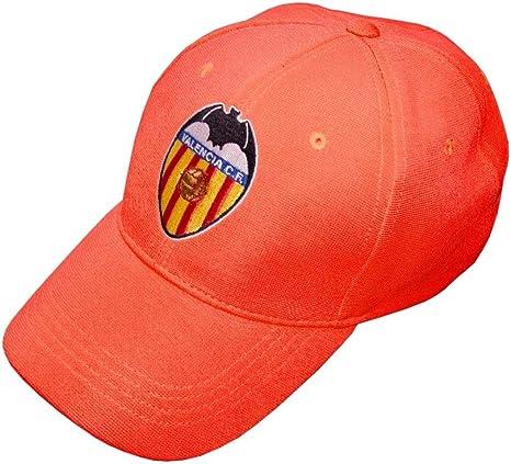 Valencia CF 01GOR17 Gorra, Naranja, Talla Única: Amazon.es ...