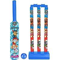 Gencliq Paw Patrol Large Cricket Set (Multi-Coloured)
