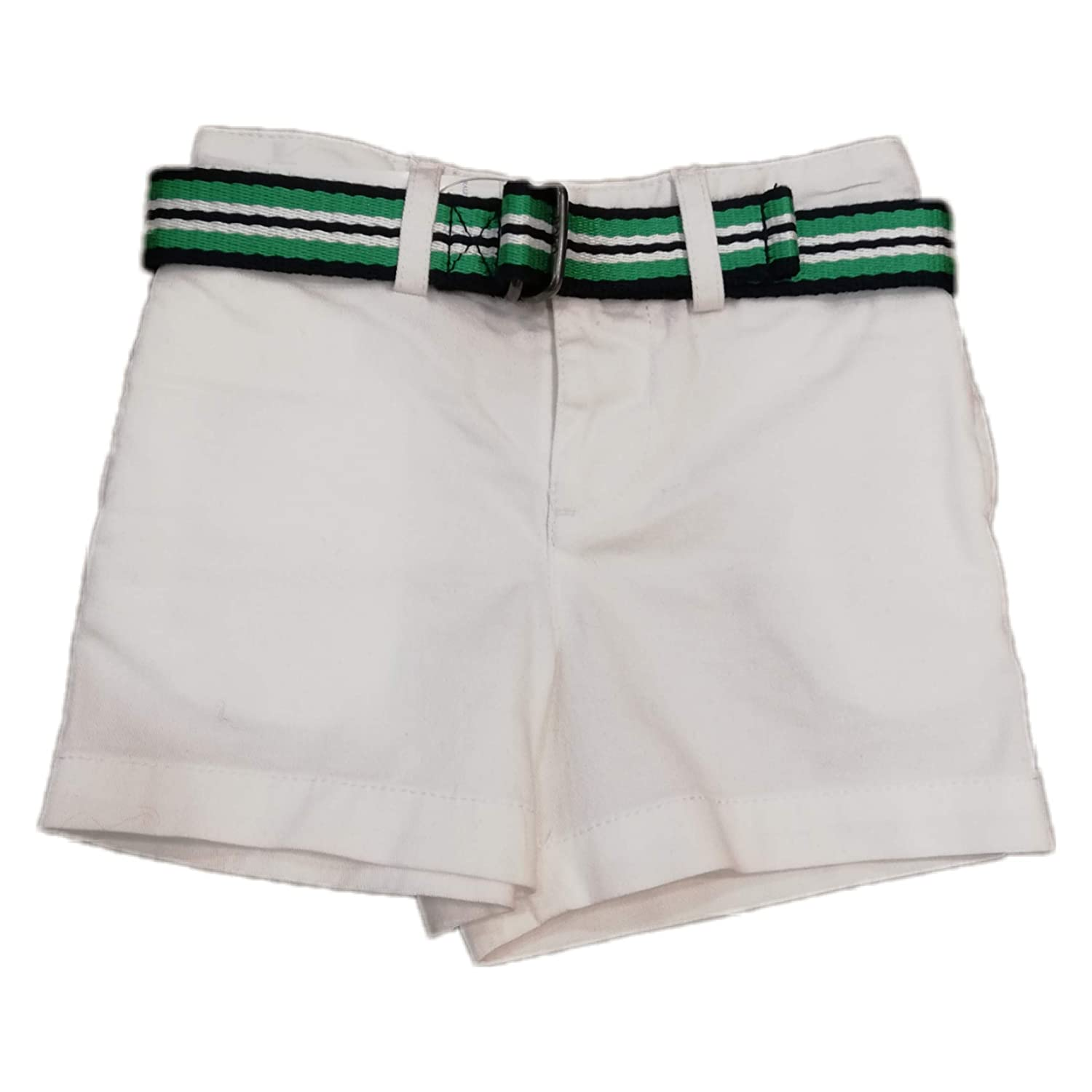 Polo Ralph Lauren Polo Ralph Laurent Bermuda Belted Short-BT-SHO ...