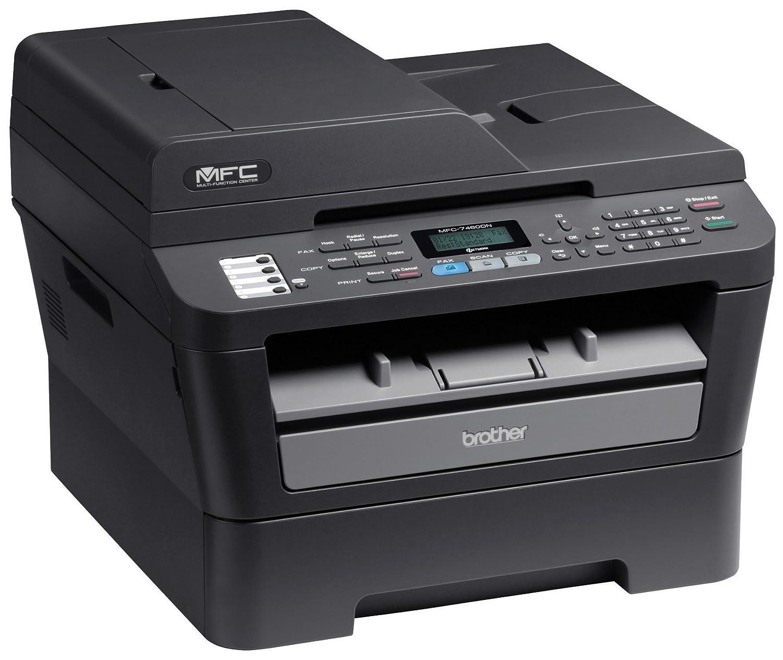 amazon com brother mfc7460dn ethernet monochrome printer with rh amazon com brother mfc-7460dn driver windows 7 64 bit brother mfc-7460dn driver