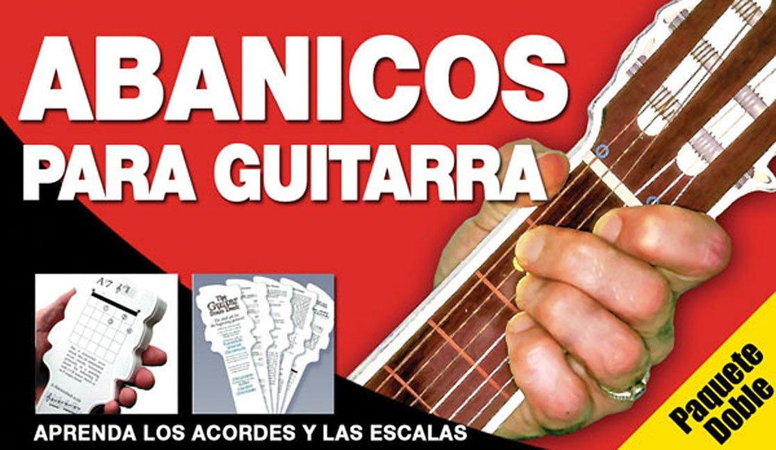 El Abanico De Acordes De Guitarra / Fans for Guitars: La Nueva ...