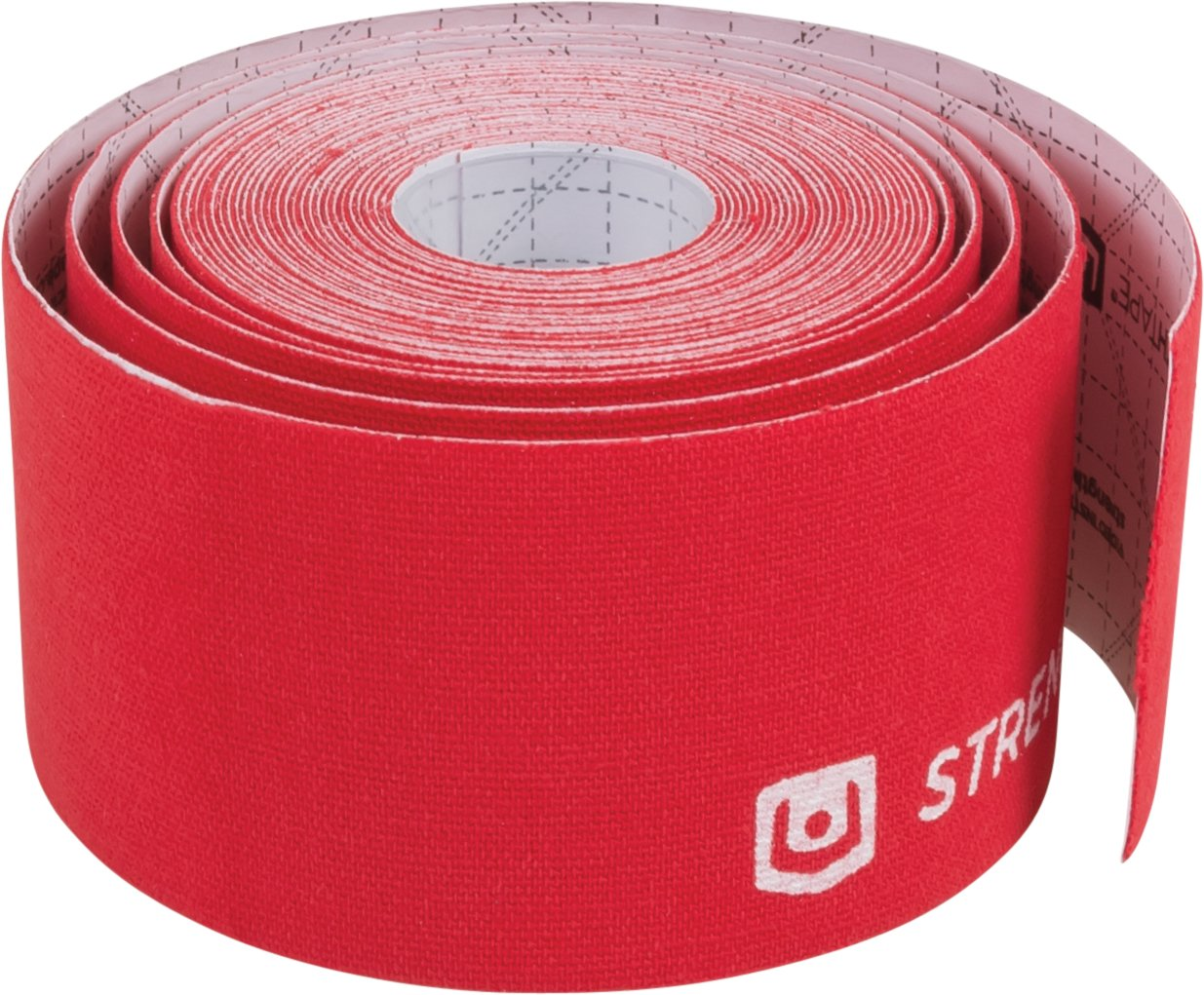 StrengthTape Kinesiology Tape, 5M Uncut K Tape Rolls, Premium Sports Tape Provides Support and Stability to The Target Area, Multiple Colors Available