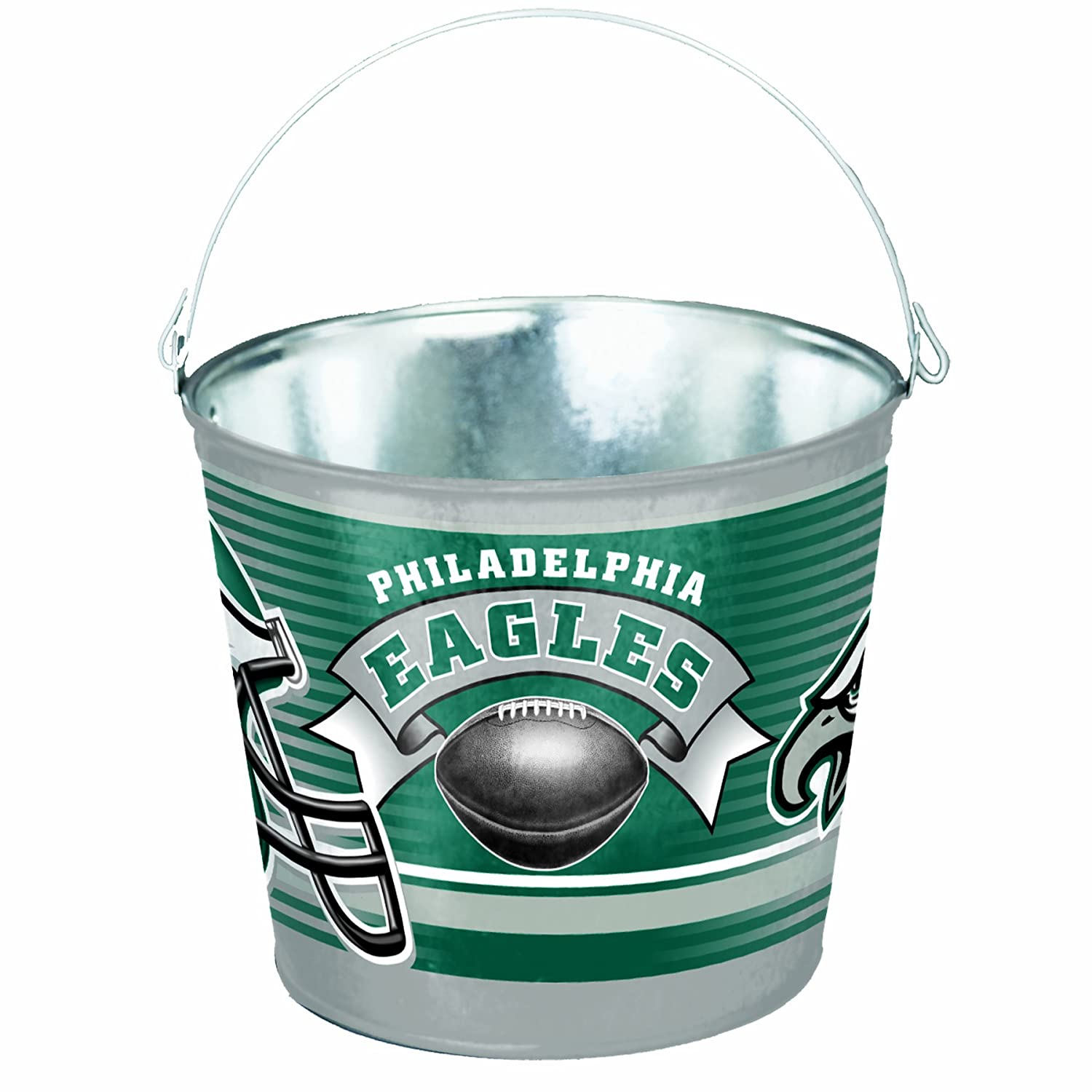 Wincraft Philadelphia Eagles 5-Quart Pail 9909661