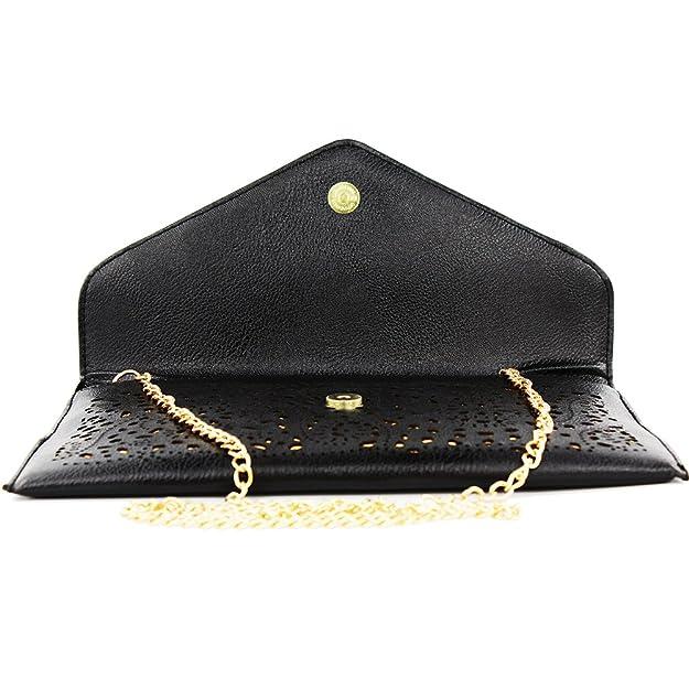 retro hollow cutout black womens handbags for women shoulder bag messenger  bag women's leather crossbody bags famous purse wedding clutch women hand  bags ...