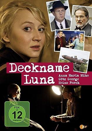 Deckname Luna 2 Dvds Amazonde Anna Maria Mühe Götz George