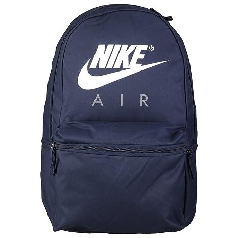 Nike Air Rucksack Bag Backpack (obsidianwhite):