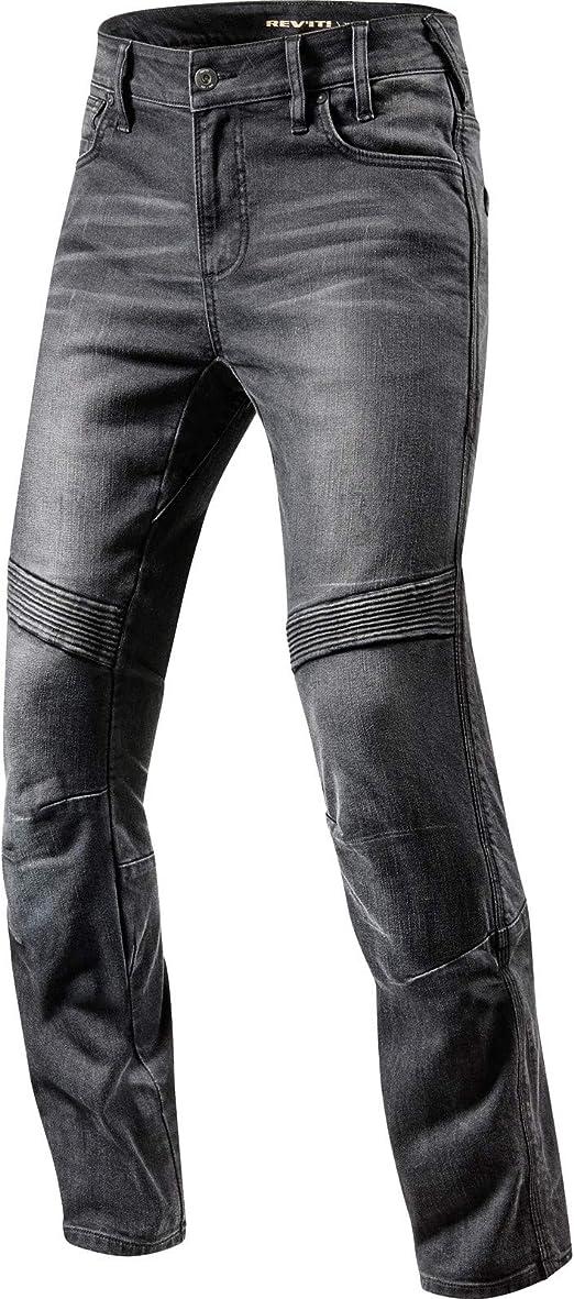 revit pantalones tejanos para moto